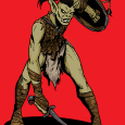 During the last show, the party encountered the Punchface Hobgoblins, a nasty little clan of Hobgoblins that enjoy punching the faces of anything with a face.  Two of them were […]