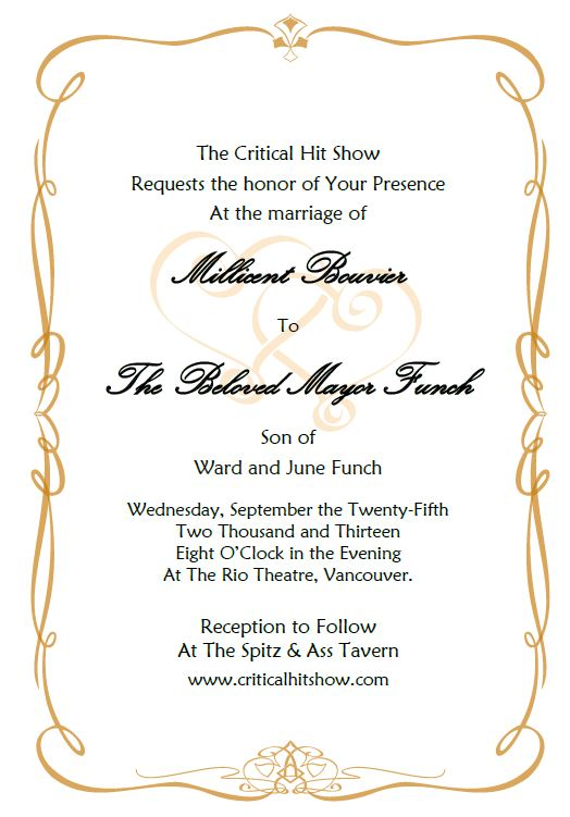 You Are Cordially Invited Wedding for amazing invitations ideas